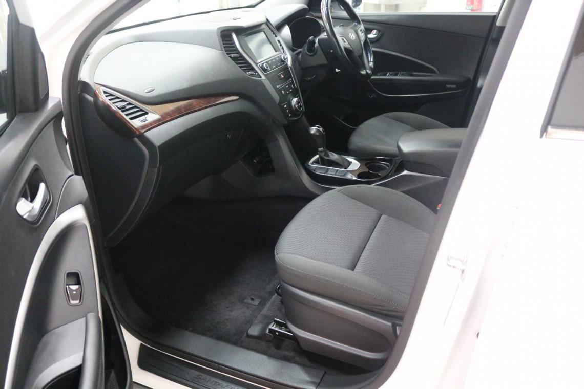 2017 MY18 Hyundai Santa Fe DM4 MY18 ACTIVE Suv Image 5
