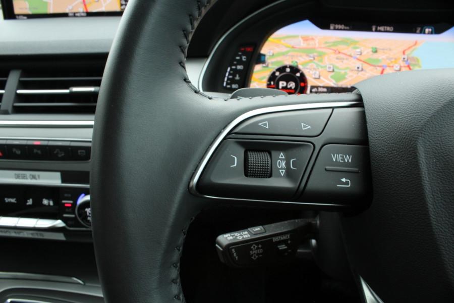 2018 MY19 Audi Q7 50 3.0L TDI Quattro Tiptronic 200kW Suv Image 11