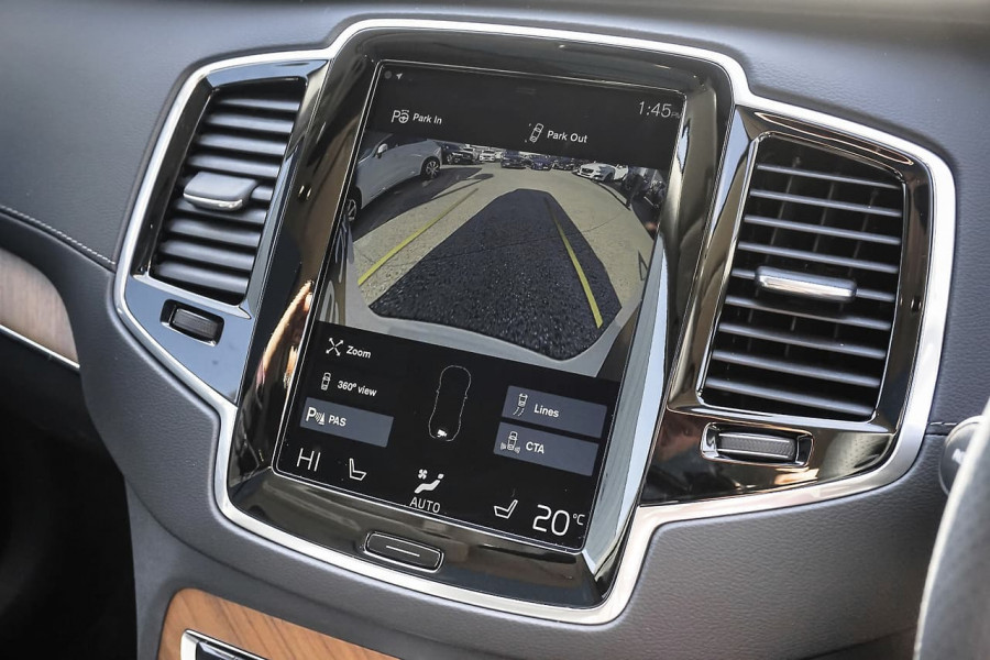 2018 MY19 Volvo XC90 L Series D5 Inscription Suv Mobile Image 2