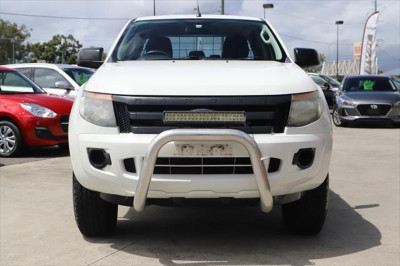 2011 Ford Ranger PX XL Cab chassis