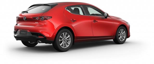 2021 Mazda 3 BP G20 Pure Hatchback Mobile Image 12