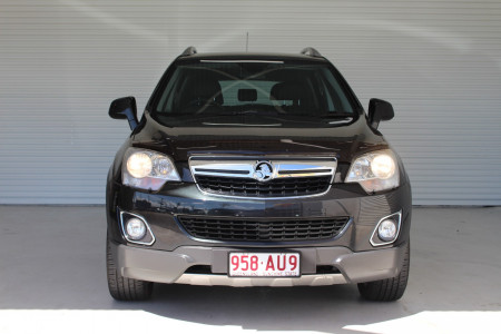 2014 Holden Captiva CG MY14 5 Suv
