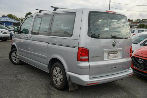 2013 Volkswagen Multivan T5 MY13 TDI340 DSG Comfortline Wagon Image 3