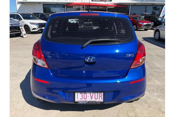 2015 Hyundai I20 PB  Active Hatchback Image 5