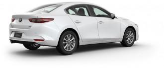 2020 Mazda 3 BP G20 Pure Sedan Sedan image 12