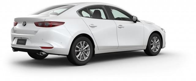 2020 Mazda 3 BP G20 Pure Sedan Sedan Mobile Image 12