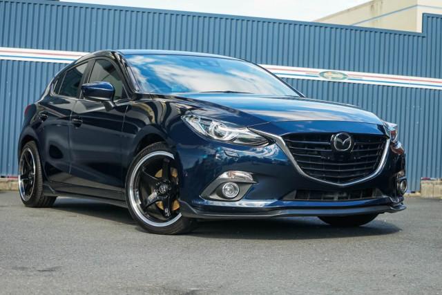 2013 Mazda 3 BM Series SP25 Astina Hatchback