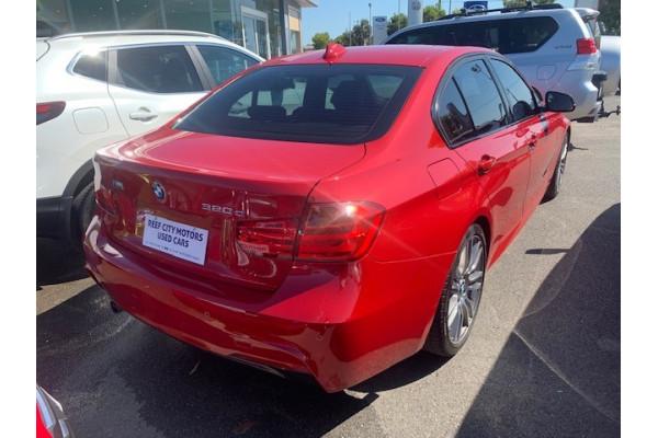 2014 BMW 3 Series F30 MY1114 320D Sedan Image 5