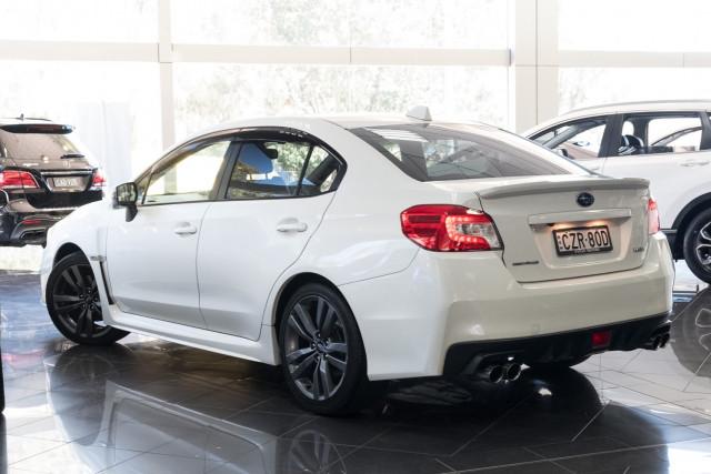 2015 Subaru WRX V1  Premium Sedan Image 2