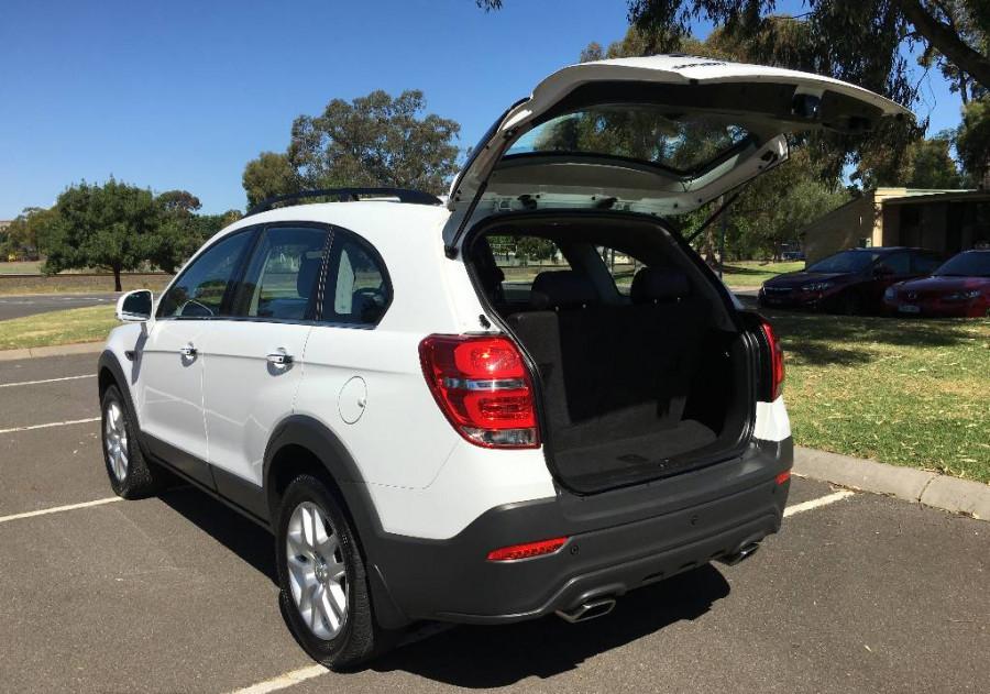 2016 Holden Captiva CG MY16 ACTIVE 7 SEATER Suv