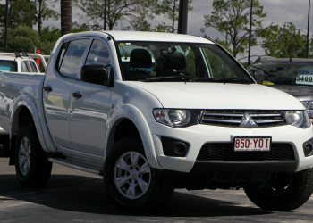 Mitsubishi Triton GLX Double Cab MN MY13