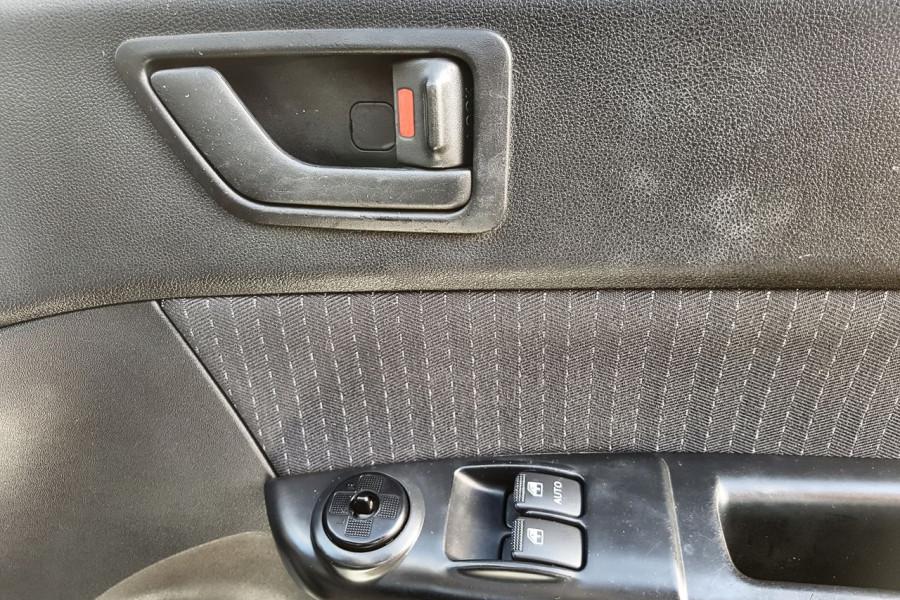 2006 Hyundai Getz Gl 3dr H TB MY06 Hatch