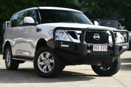 Nissan Patrol ST-L Y62
