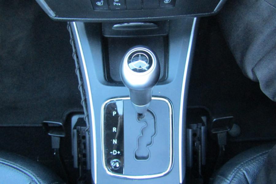2010 MY11 Mercedes-Benz B-class W245  B200 Turbo Hatch Image 22