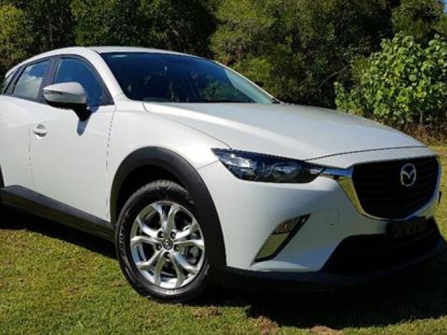 Mazda CX-3 Maxx DK2W7A