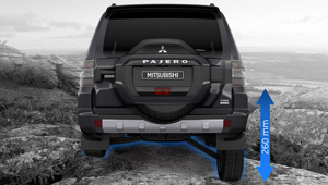 Pajero Independent Rear Suspension