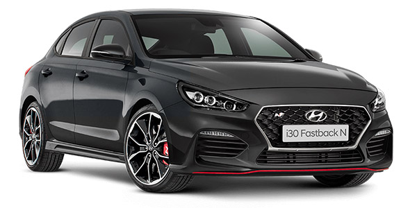 2020 Hyundai i30 PDe.3 N Performance Fastback Coupe