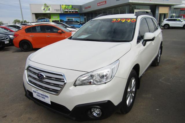 2017 Subaru Outback B6A MY17 2.0D Suv