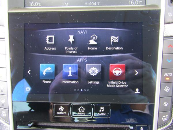 2014 Infiniti Q50 V37 S Premium Sedan