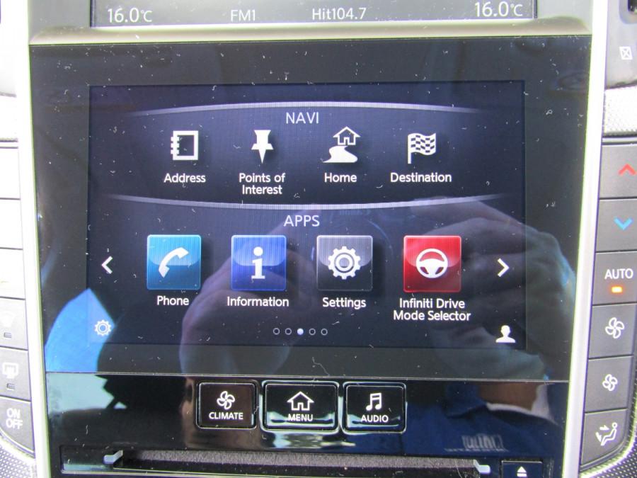 2014 Infiniti Q50 V37 S Premium Sedan Image 22