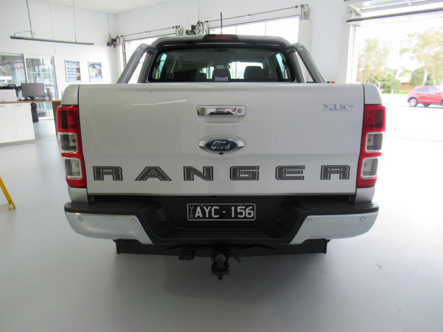 2018 MY19 Ford Ranger PX MKIII 2019.00MY XLT Utility Image 6