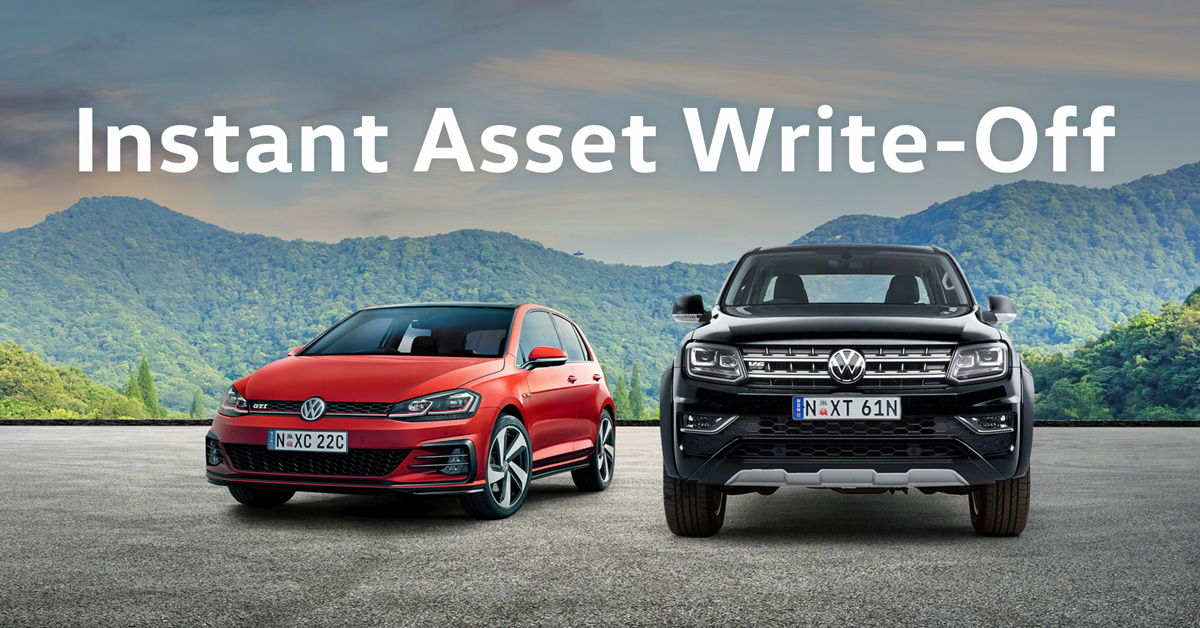 Increasing the Instant Asset Write-Off