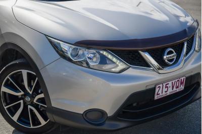 2015 Nissan QASHQAI J11 ST Suv Image 3