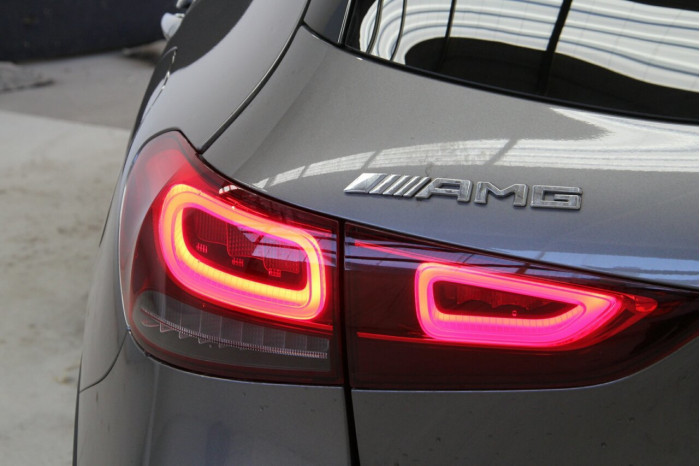 2020 MY01 Mercedes-Benz Gla-class H247 801MY GLA35 AMG Wagon