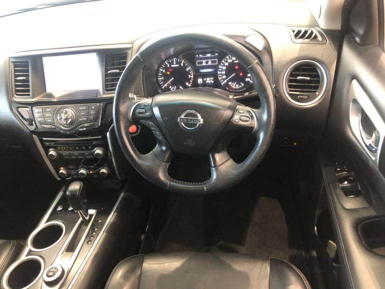 2015 Nissan Pathfinder R52 Ti Suv Image 6
