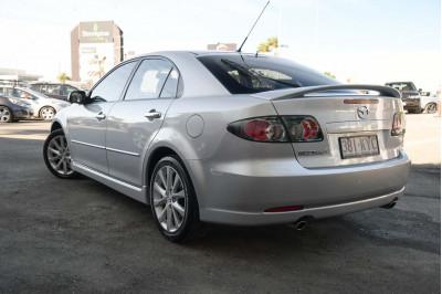 2007 Mazda 6 GG Series 2 MY07 Classic Sports Hatchback Image 3