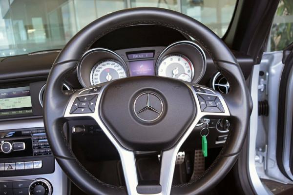 2015 MY06 Mercedes-Benz Slk200 R172 806MY Convertible
