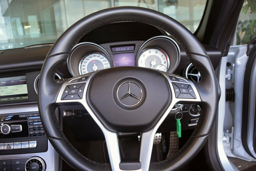 2015 MY06 Mercedes-Benz Slk200 R172 806MY Convertible Mobile Image 10