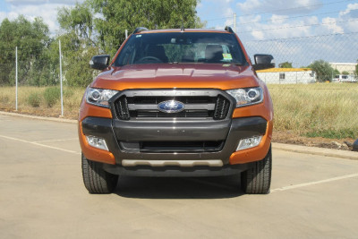 2017 MY18 Ford Ranger PX MkII 4x4 Wildtrak Double Cab Pickup 3.2L Utility