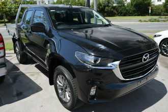 Mazda BT-50 XT 4x4 Cab Chassis TF
