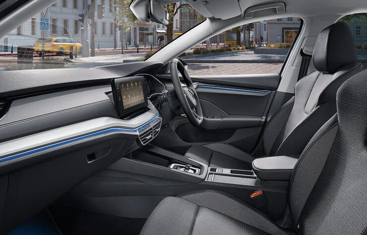 Octavia Wagon Superior interior