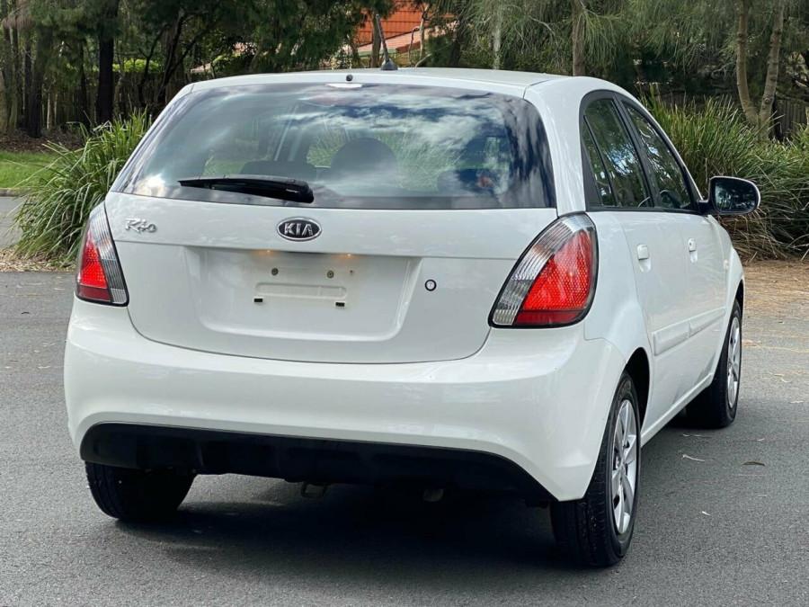 2011 Kia Rio JB MY11 S Hatchback Image 3