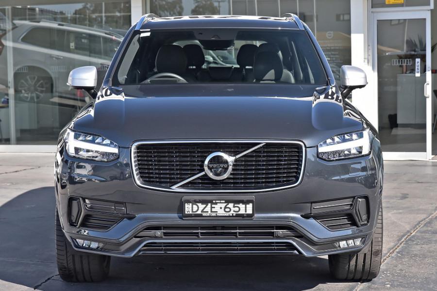 2018 MY19 Volvo XC90 L Series D5 R-Design Suv Mobile Image 6