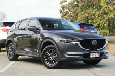 2019 Mazda CX-5 KF4WLA Maxx SKYACTIV-Drive i-ACTIV AWD Suv