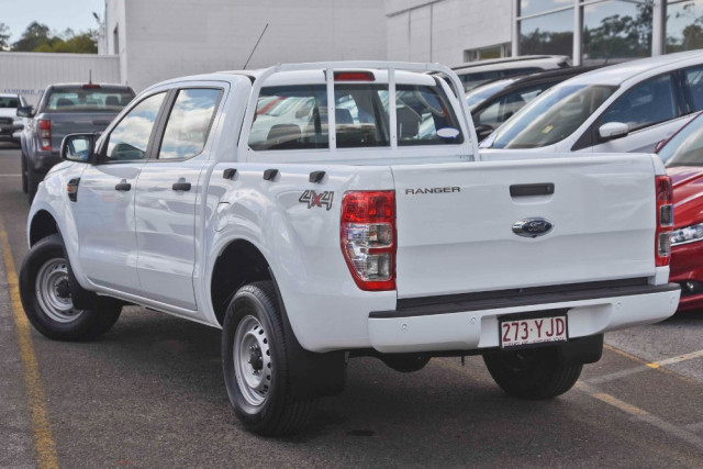 2017 MY18 Ford Ranger PX MkII 4x4 XL Double Cab Pickup 3.2L Utility