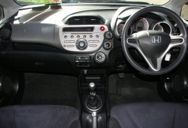 2010 Honda Jazz GE MY10 GLI Limited Edition Hatchback