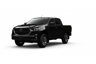 2020 MY21 Mazda BT-50 TF XT 4x4 Dual Cab Pickup Cab chassis Image 2