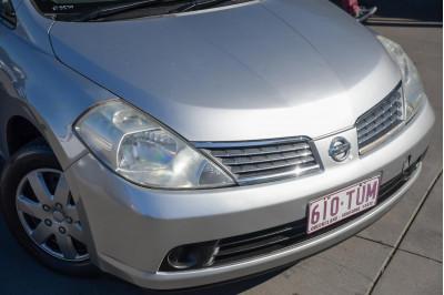 2007 Nissan Tiida C11 MY07 ST-L Sedan Image 2