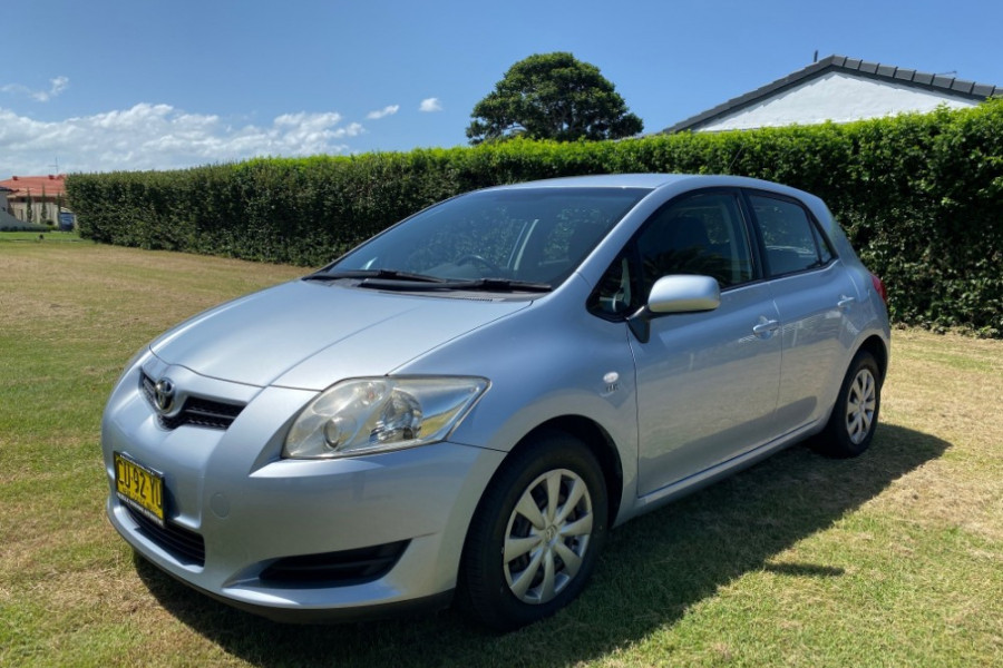 2008 Toyota Corolla ZRE152R Ascent Hatch Image 6