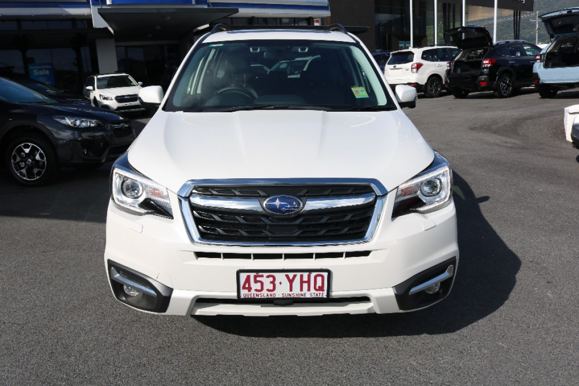 Demo 2018 Subaru Forester #108355 Cairns - Trinity Auto Group
