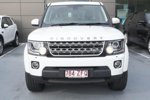 2015 Land Rover Discovery Vehicle Description.  4 L319 MY16 TDV6 WAG SA 8SP 3.0DTT TDV6 Suv Image 2