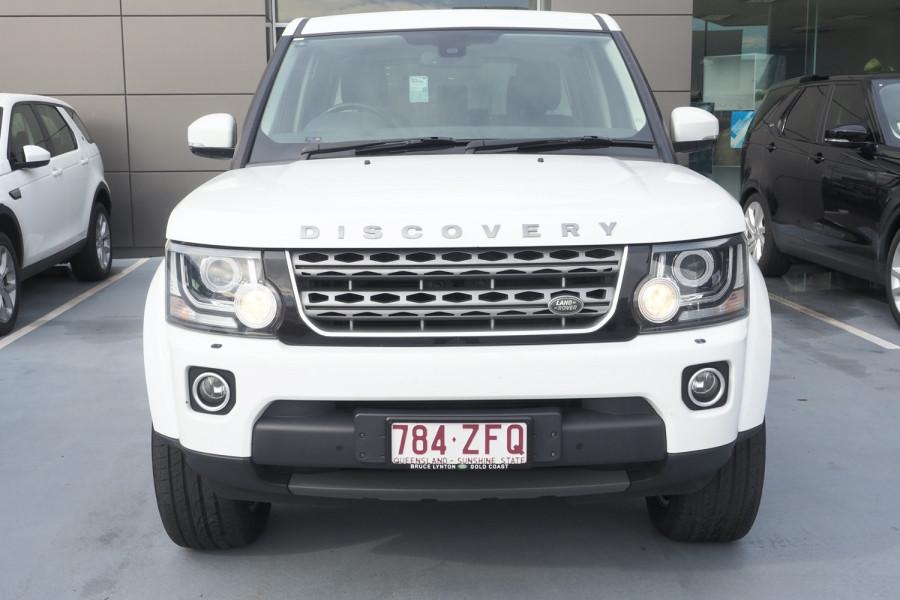 2015 Land Rover Discovery Vehicle Description.  4 L319 MY16 TDV6 WAG SA 8SP 3.0DTT TDV6 Suv