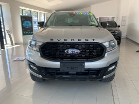 2020 MY20.25 Ford Everest UA II 2020.25MY Sport Suv Image 2