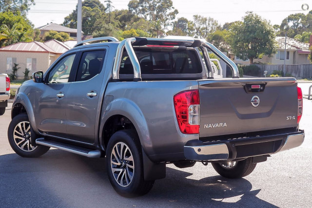 2019 Nissan Navara D23 Series 3 ST-X 4X4 Dual Cab Pickup Utility Image 4
