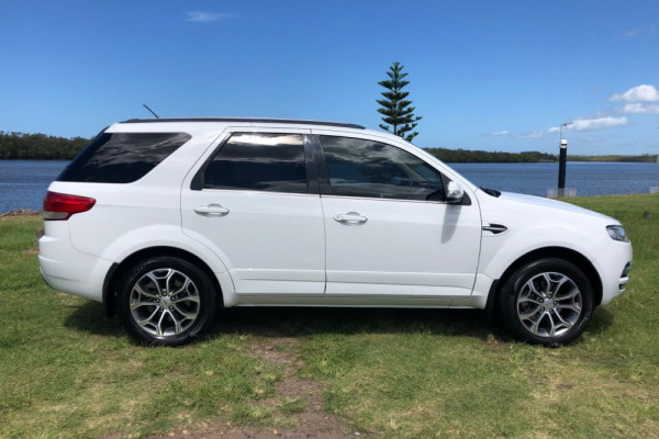 2014 Ford Territory SZ Titanium Wagon Image 2