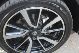 2015 Nissan QASHQAI J1 Wagon Wagon